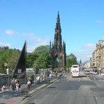 Princess Street for world class shopping 15 minutes Tram away
