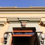 Casa Lucila facade & entranceway