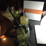 Delicious drinks at 15th and vine!!
