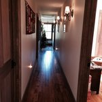 Bedroom hallway, most of the rooms are off this hallway, not a single noise complaint the whole