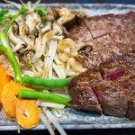 A5 Matsusaka Wagyu Sirloin steak ¥10000