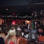 Fabulous bar scene