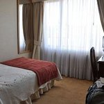Small but adequate single room