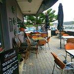 Wharfside Cafe, Eden NSW