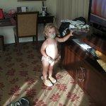 Room plus baby