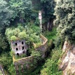The old abandoned Mill in Sorrento