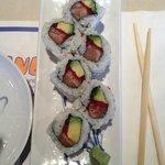 Best Salmon Avocado Roll