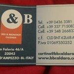 Photo of Caldara B&B