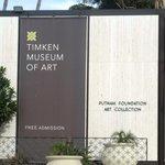 Timken Museum of Art, San Diego, Ca