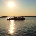 Минское море ( закат )