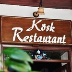 köşk restaurant KAŞ/ANTALYA