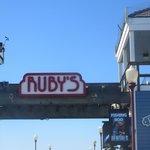 Ruby's Diner, Oceanside Pier, Oceanside, Ca