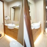 Bathroom of Superior Twin and Double Room