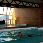petite piscine intérieure