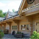 Chata Karkonoska wejście
