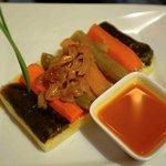 Vege couscous