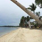 Bulabog Beach, a little sad, a little dirty, a little 'Gotcha!'