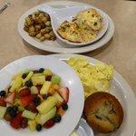 Herzhaftes Frühstück