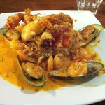 Seafood Risotto - divine