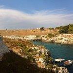 Porto Badisco!!! Spettacolare!
