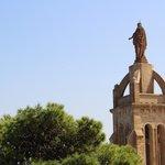 la vierge qui protége Oran