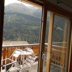 Balkon / Ausblick