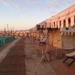 Tent Accomodation