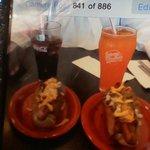 grilled bun AND hot dog!!  huge drinks!!  big fun!!