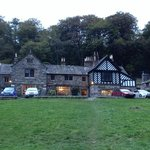 View of Wasdale Hall