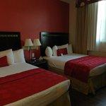 2 Queen beds in 1 Bedroom Suite
