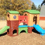 New 2-5 yr old playset