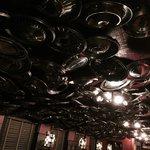 Cerchioni sul soffitto