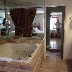 Banheiro quarto de casal
