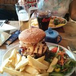 Mega Burger :) lovely