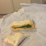 Our square buff chix wrap