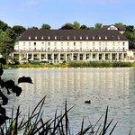 Restaurant des Hotels Kurhaus Bad Salzungen