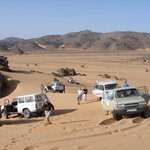 Su e giù dalle dune