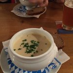 Creamy Beer Soup