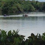 A view of the beautiful Lake Nicaragua