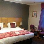 Room 105 lovley room