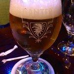 Birra chiara Ganter della Foresta Nera