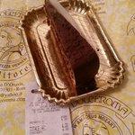 Pasticceria austriaca La Dolce Roma. Fetta invisibile, costo esagerato