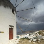 Stormy Day from Bonis windmill