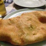 Pizza fritta da Medina