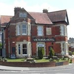 Vic Hotel, local pub with skittle ally.