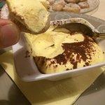 Biscotti e tiramisù.....una delizia unica!!!! A.