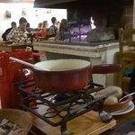 Fondue aux fromages des Pyrénées
