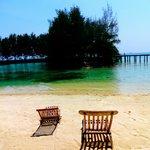 Kotok Island Beach