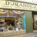 Façade maison Durandeu