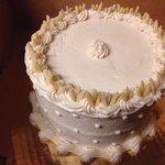Amaretto Vegan Cake